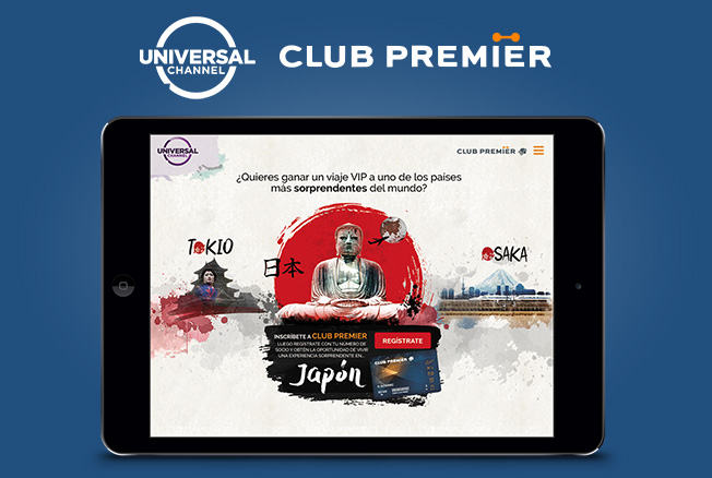 Club Premier - Universal Channel